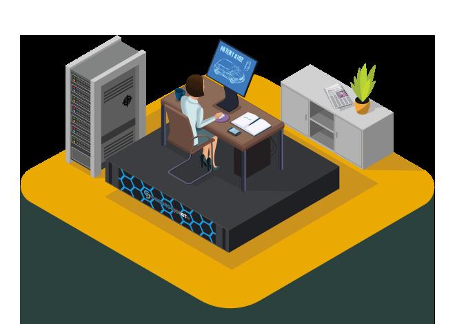 gj single server kit