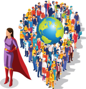 global staff reach