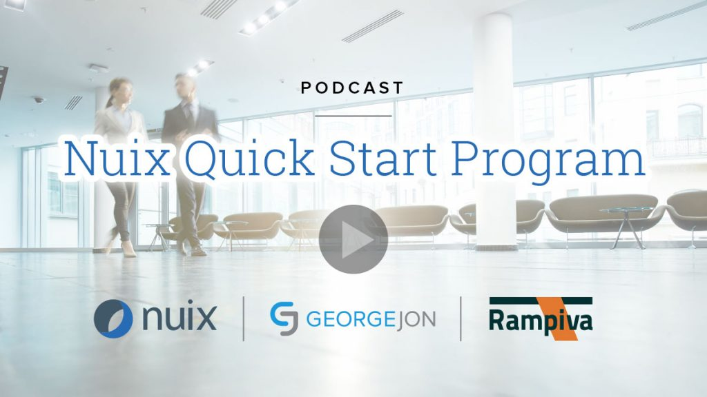 nuix quick start